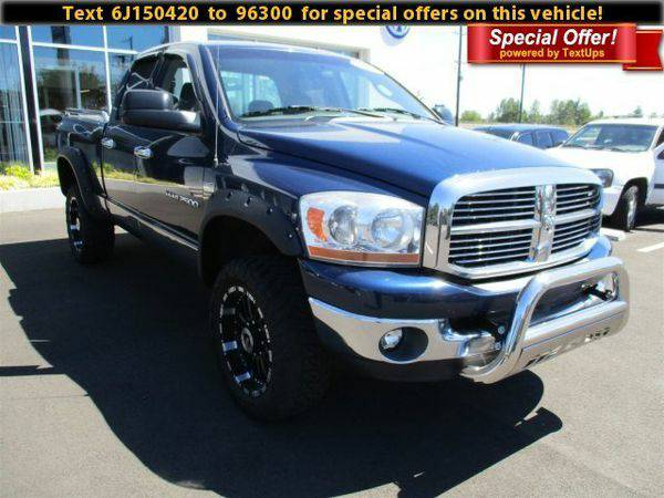 2006 *Dodge* *Ram* *2500* - Call/Text