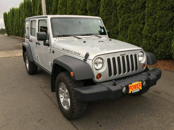 2012 *Jeep* *Wrangler* *Unlimited* - CALL/TEXT 📱