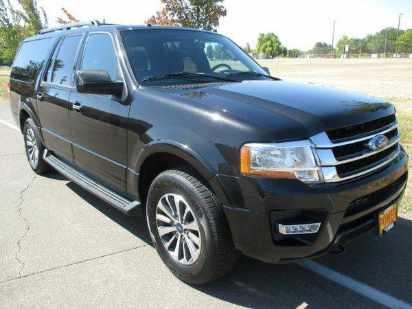 2015 *Ford* *Expedition* *EL* XLT - GET APPROVED TODAY!!!!