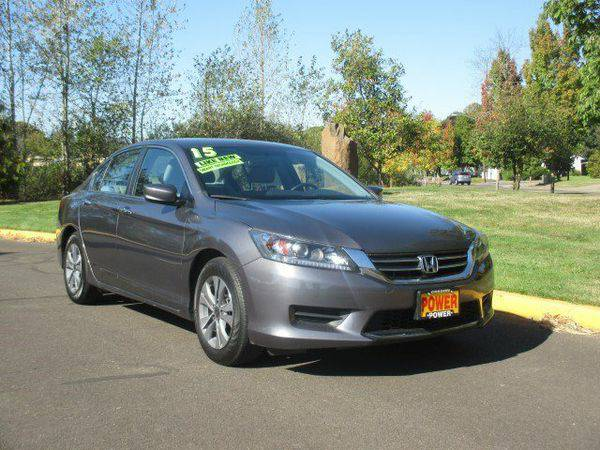2015 *Honda* *Accord* *Sedan* LX - GET APPROVED TODAY!!!!