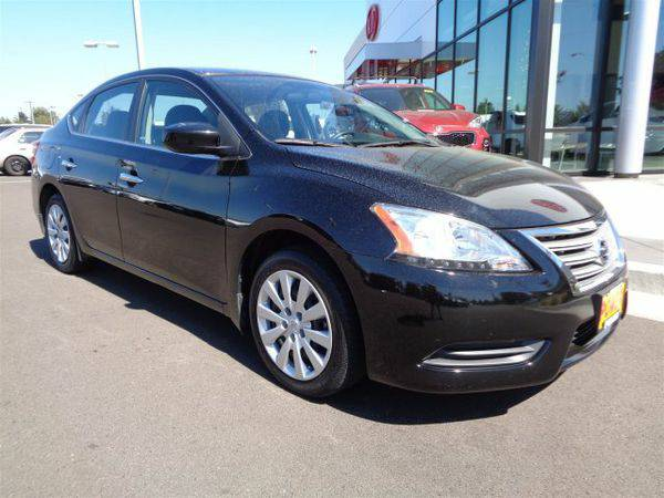 2013 *Nissan* *Sentra* FE+ S - GET APPROVED TODAY!