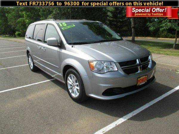 2015 *Dodge* *Grand* *Caravan* - Call/Text