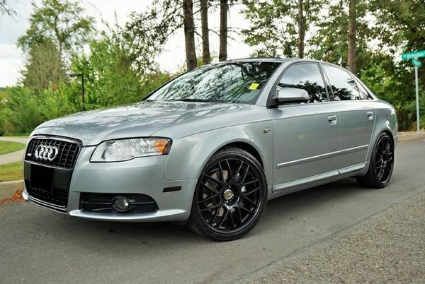 2008 Audi 2.0T I4 Turbo A4 Quattro- 2.0T 4cyl. engine $3,000