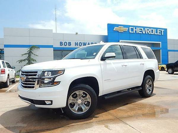 2016 TAHOE LT Z71 OFFROAD 4X4-LTHR, HTD SEATS, TOUCHSCREEN, B-TOOTH!!!