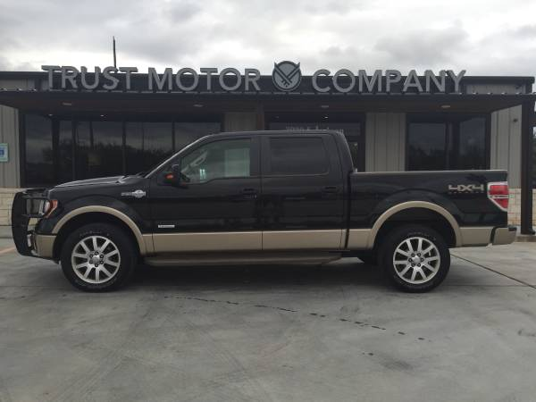 2014 Ford F150 King Ranch 4X4