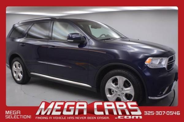 2014 Dodge Durango CREW
