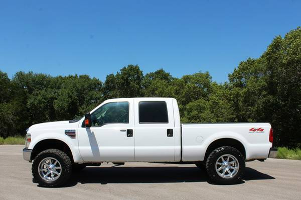 2009 FORD F250 4X4 LARIAT 6.4L POWERSTROKE*1OWNER*ONLY 145K Mi*CALL!