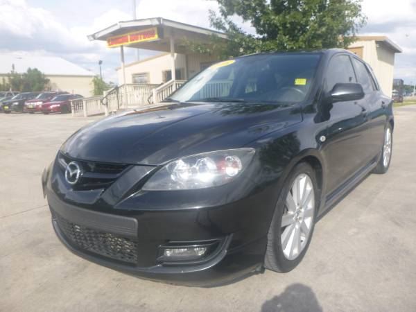 2008 MAZDASPEED**6-SPEED MANUAL**TURBO**EASY FINANCING**VERY CLEAN