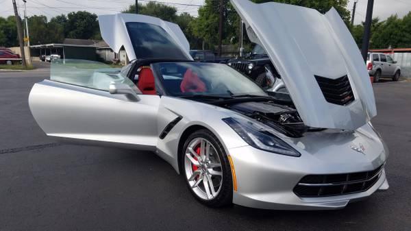 2014 Chevy Corvette Stingray
