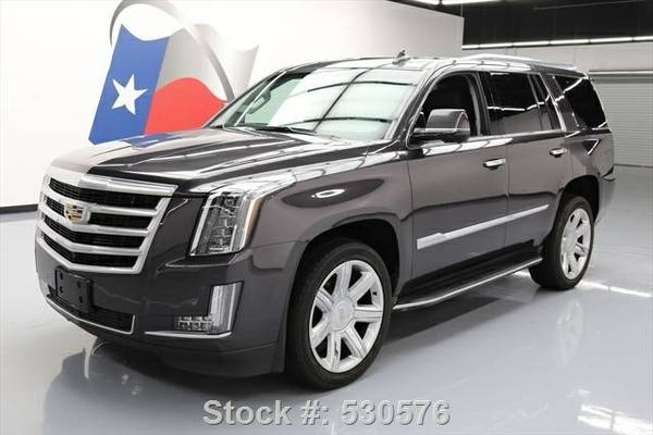 2015 Cadillac Escalade Luxury 7 DAY RETURN / 3000 CARS IN STOCK