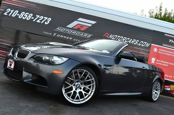 _____ BMW M3 ___ 19 BMW COMP WHEELS ! ____ 6-SPEED MANUAL / V8 ! ____