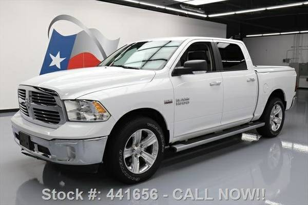 2014 RAM 1500 4x2 Lone Star 4dr Crew Cab 5.5 ft. SB Pickup Truck 7 DAY