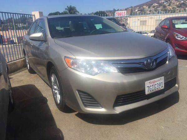 2014 *Toyota* *Camry* LE 4dr Sedan - Buy Here/Pay Here