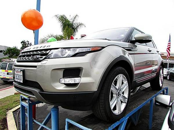 2013 Land Rover Range Rover Evoque - Call