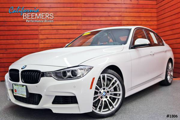 2014 BMW ActiveHybrid 3 M Sport - 3 Series Alpine White