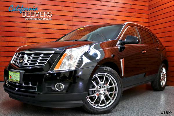 2013 CADILLAC SRX Performance Collection Black Raven