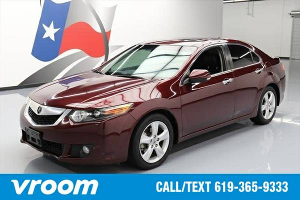 2010 Acura TSX 2.4 7 DAY RETURN / 3000 CARS IN STOCK