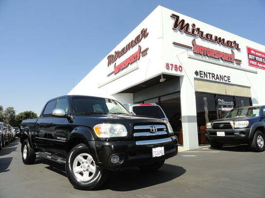 2005 Toyota Tundra 2WD Double Cab SR5 Rare TRD Package! Fully Serviced