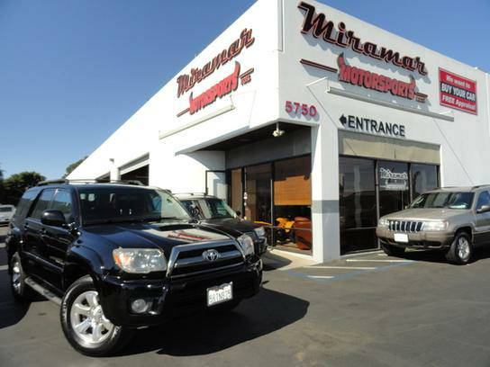 2006 Toyota 4Runner 2WD Rare Sport Edition! Flawless !!