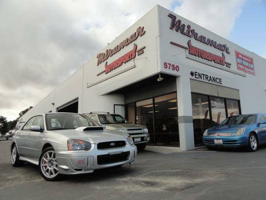2005 Subaru Impreza WRX STI Sedan Flawless! 100% Stock Never Modified