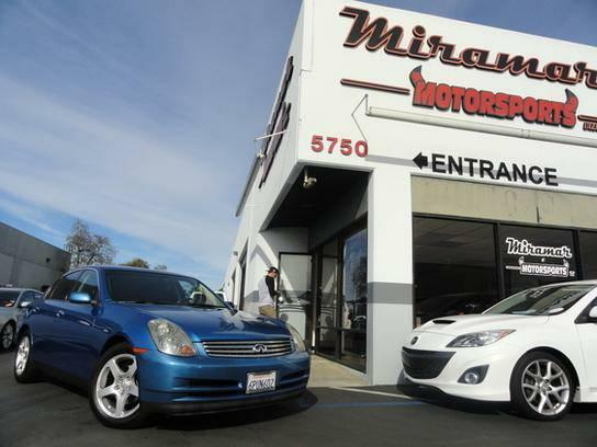2003 Infiniti G35 Sedan Mint Condition!!