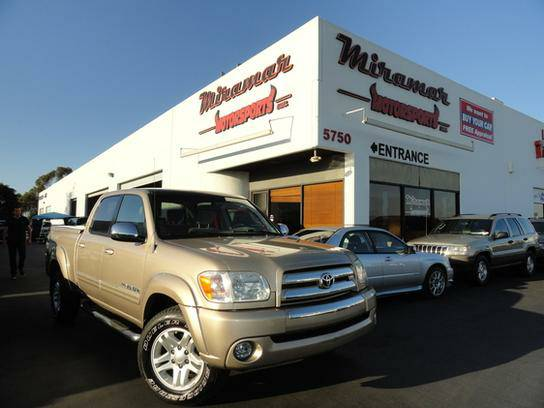 2005 Toyota Tundra 2WD Double Cab SR5 1 Original Owner!!