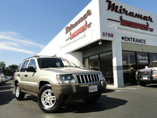 2004 Jeep Grand Cherokee 2WD Laredo Last Year Of The Rare Inline 6!!