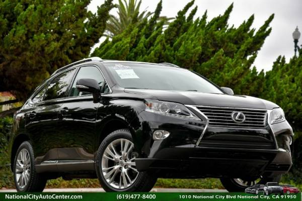 2013 Lexus RX 350 ** 1-OWNER, GREAT DEAL, FACTORY WARRANTY, LOADED