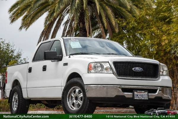 2008 Ford F-150 2WD SuperCrew 139 XLT ONE OWNER, SUPER CLEAN, LOADED