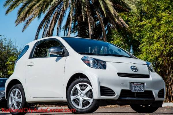 2012 Scion iQ ONE OWNER, FULLY LOADED, SUPER CLEAN