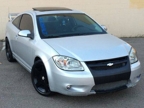 2005 *Chevrolet* *Cobalt* SS - WE APPROVE EVERYONE!! $0 DOWN MILITARY