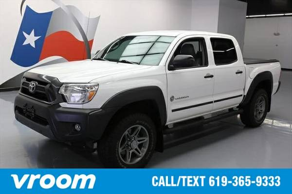 2013 Toyota Tacoma 7 DAY RETURN / 3000 CARS IN STOCK