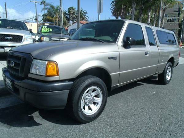 2004 FORD RANGER XLT READY FOR WORK!!!