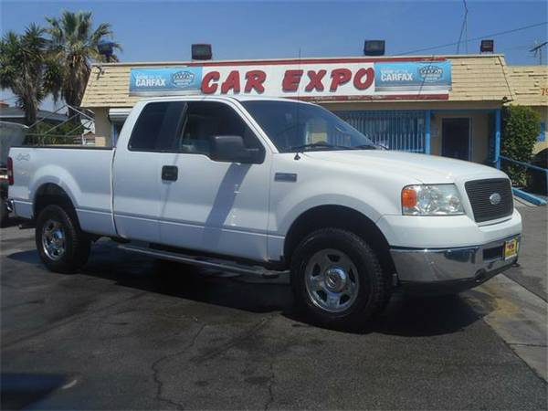 2007 FORD F-150 XLT EVERYONE IS FANCIABLE!!TU SI CALIFICAS!!
