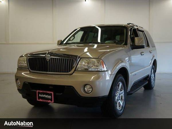 2004 *Lincoln Aviator* Luxury (Mineral Grey Metallic)