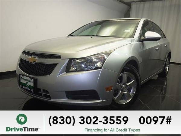 Beautiful 2012 *Chevrolet Cruze* LT (SILVER) - Clean Title