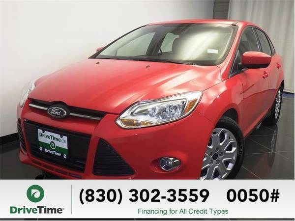 Beautiful 2012 *Ford Focus* SE (Race Red) - Clean Title
