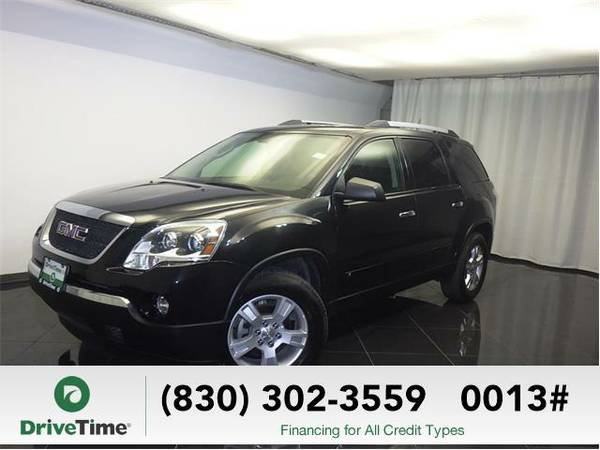 Beautiful 2010 *GMC Acadia* SLE (BLACK) - Clean Title