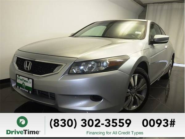 Beautiful 2008 *Honda Accord* EX-L (SILVER) - Clean Title