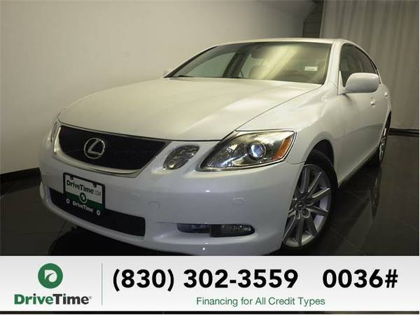 Beautiful 2007 *Lexus GS 350* Base (WHITE) - Clean Title
