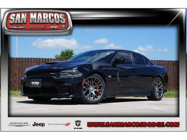 2016 *Dodge Charger* SRT 392 - Pitch Black Clearcoat