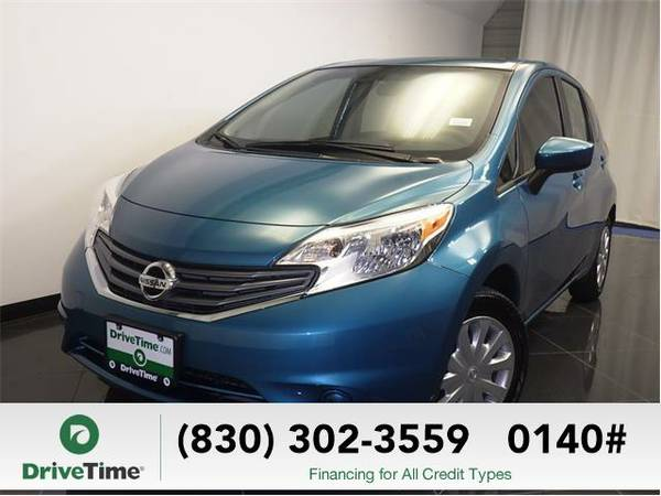Beautiful 2015 *Nissan Versa Note* S Plus (Metallic Peacock) - Clean...