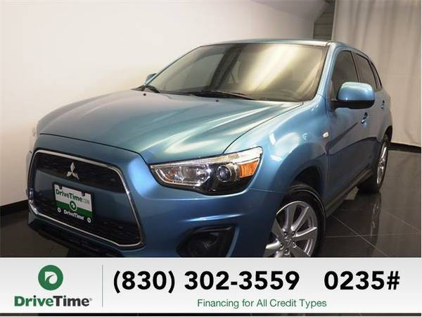 Beautiful 2013 *Mitsubishi Outlander Sport* ES (BLUE) - Clean Title