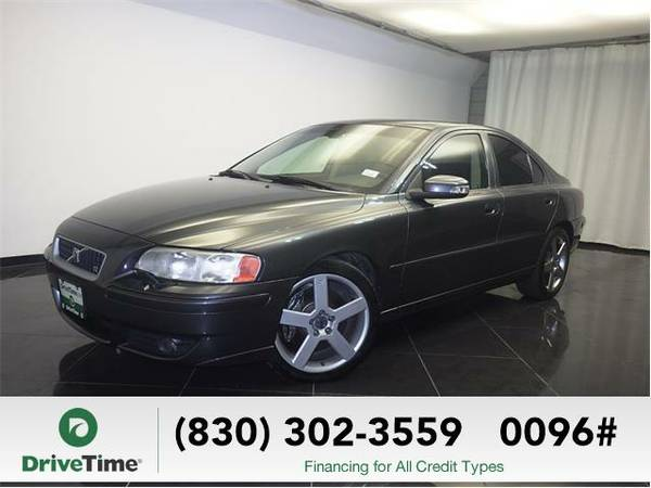 Beautiful 2007 *Volvo S60* R (GRAY) - Clean Title