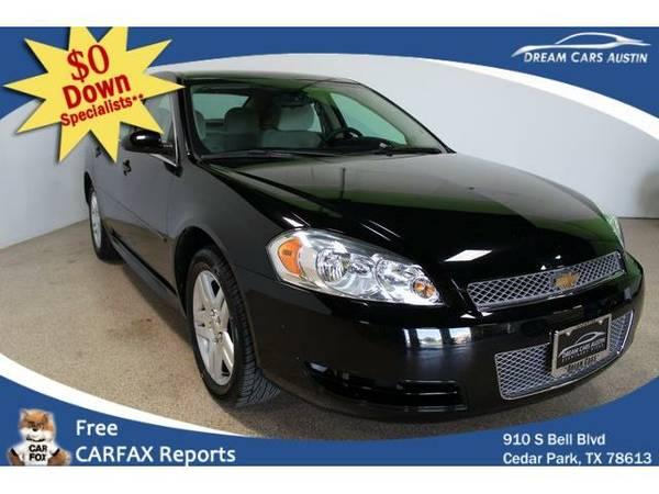 2015 *Chevrolet*Impala Limited* 4d Sedan LT - GOOD OR BAD CREDIT OK!
