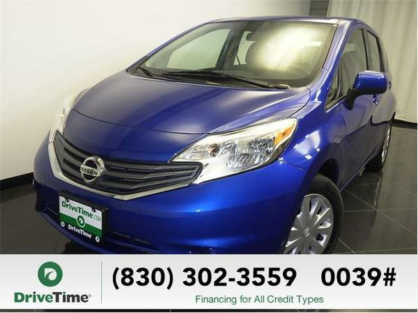 Beautiful 2014 *Nissan Versa Note* S Plus (BLUE) - Clean Title