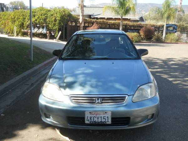 2000 Honda Civic 4dr Sdn Special Edition Auto Financing Available!!