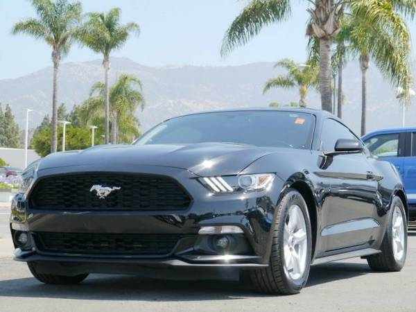 2015 Ford Mustang EcoBoost Premium Coupe Mustang Ford