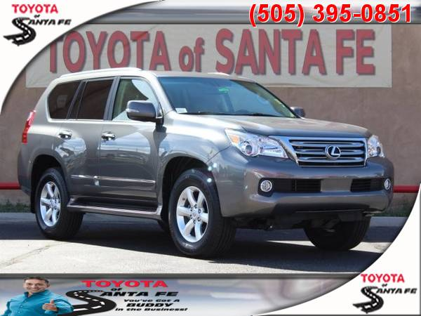 2012 Lexus GX 460 4WD 4dr * Lexus * GX 460 * We Finance!