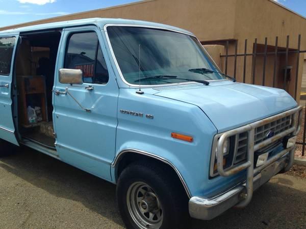 1989 Econoline 150 Van